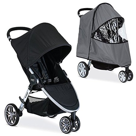 The company is specifically recalling the Britax B-Abile and BOB Motion strollers. It received 33 reports of car seats disconnecting from the strollers and falling to the ground, with 26 reports of injuries to children. The company is also aware of 1, reports of strollers with damaged Click & Go mounts.