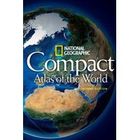 National geographic compact atlas of the world, second edition: 9781426217876