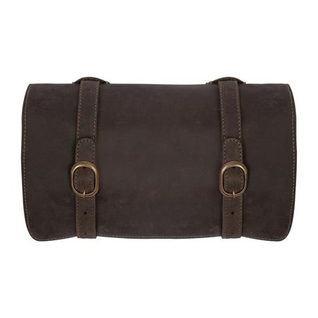 Canyon Outback Buffalo Mountain Hanging Leather Toiletry Bag Distressed Brown Buffalo Leather Motorcycle Luggage Set