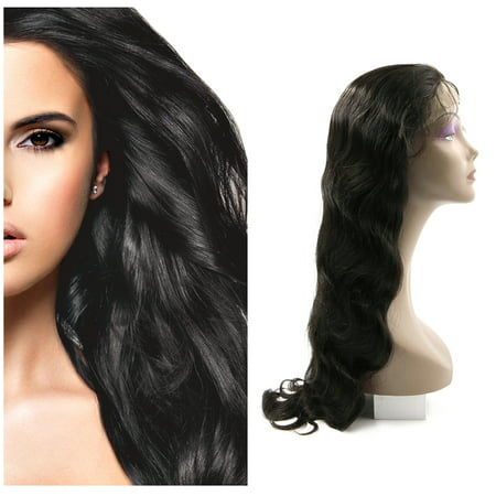 Wigs For Black Women Cheap (Unique Bargains Body Wave Human Hair Wigs 30