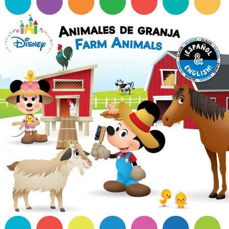 Farm Animals / Animales de granja (English-Spanish) (Disney