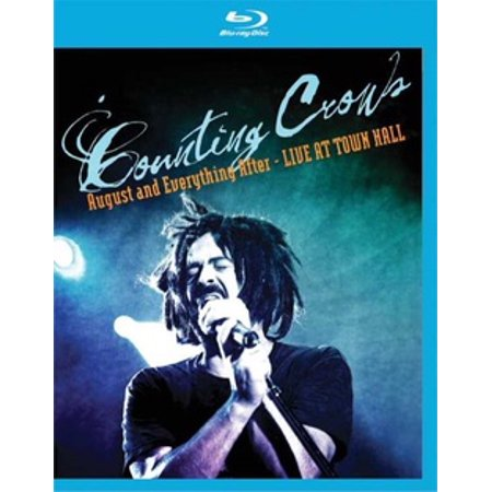 COUNTING CROWS-AUGUST & EVERYTHING AFTER-LIVE FROM TOWN HALL (BLU RAY) (Blu-ray) - Everything Wrong With Halloween Town