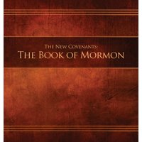 Ncbm-Hb-J-01: The New Covenants, Book 2 - The Book of Mormon (Hardcover)