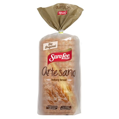 Sara Lee Artesano Bakery Bread 20 oz, 2 Count - Halloween Food Bread