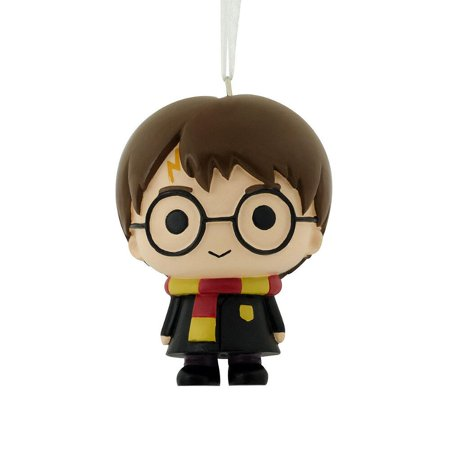 2.75 Inch Harry Potter Resin Ornament  Christmas Holiday Gift ()