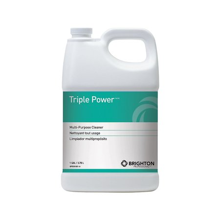 Brighton Triple Power All Purpose Heavy Duty Cleaner 1 Gallon (BPR391001-B-CC) (T & B Sales Advanage Wonder Cleaner)
