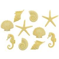 Dress It Up Embellishments-Beach Beauties
