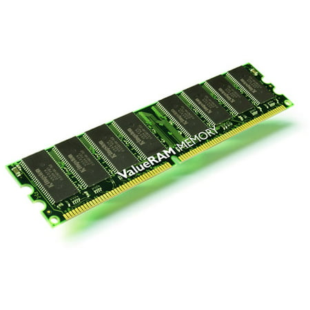 Kingston Technology KVR133X64C3/256 PC133 256MB 32MX64 Module - Retail (Ecc Pc133 Module)