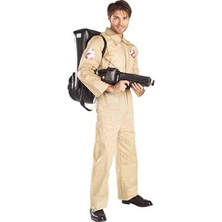 Ghostbusters Peter Venkman Adult Halloween - Cheap Ghostbusters Costume