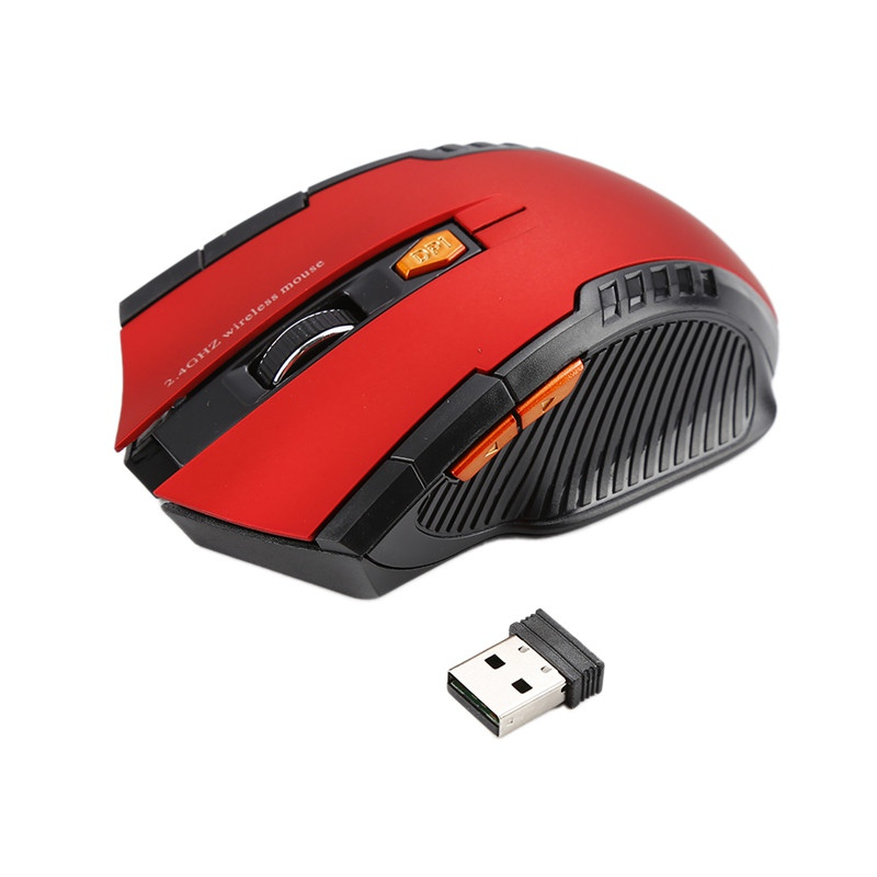 Sawpy Professional Wireless Mouse 1200DPI 2.4G Gaming Mouse Laser Mouse