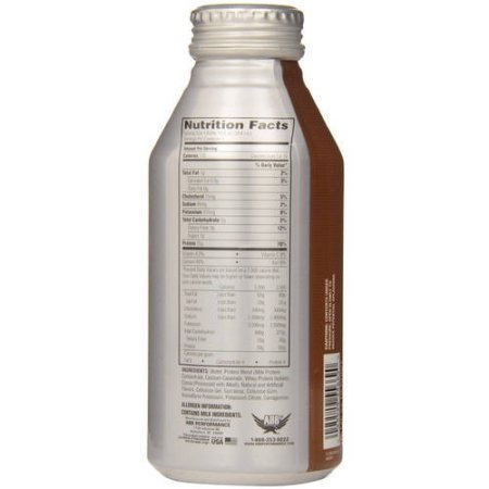 Image of ABB Pure Pro Protein Shake, Chocolate, 12 Oz (Innerpack of 12)