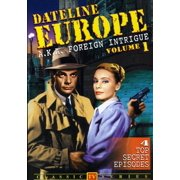 Dateline Europe: Volume 1 (Foreign Intrigue) (DVD)