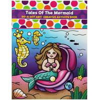 Do•A•Dot Art!™ Tale of the Mermaids Creative Activity Book