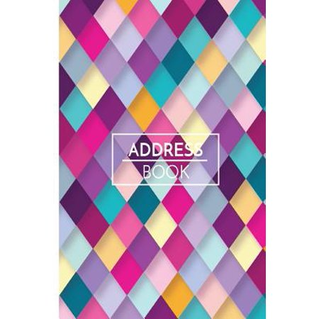 Address Book : Personalized Address Book 6x9 107pages 312spaces for Name, Address, Phone Numbers, Email, Website Alphabetical Organizer Journal Notebook (Sonnenbrillen Online Website)