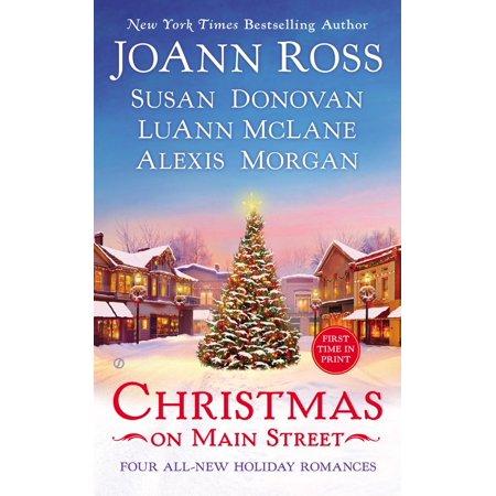 Christmas on Main Street - eBook