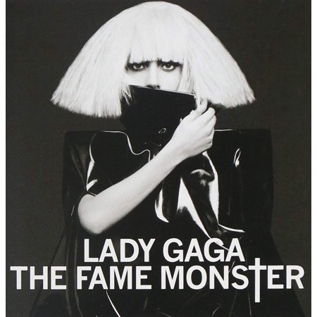 The Fame Monster By Lady Gaga Format Audio CD