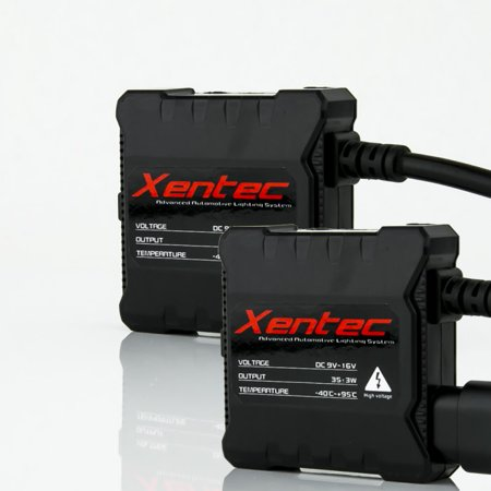 Xentec Super Slim Digital XENON HID Conversion Replacement Ballast 35 Watt (Pairs)