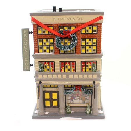 Department 56 House THE DEPARTMENT STORE Ceramic Christmas Vacation 6000634 ()