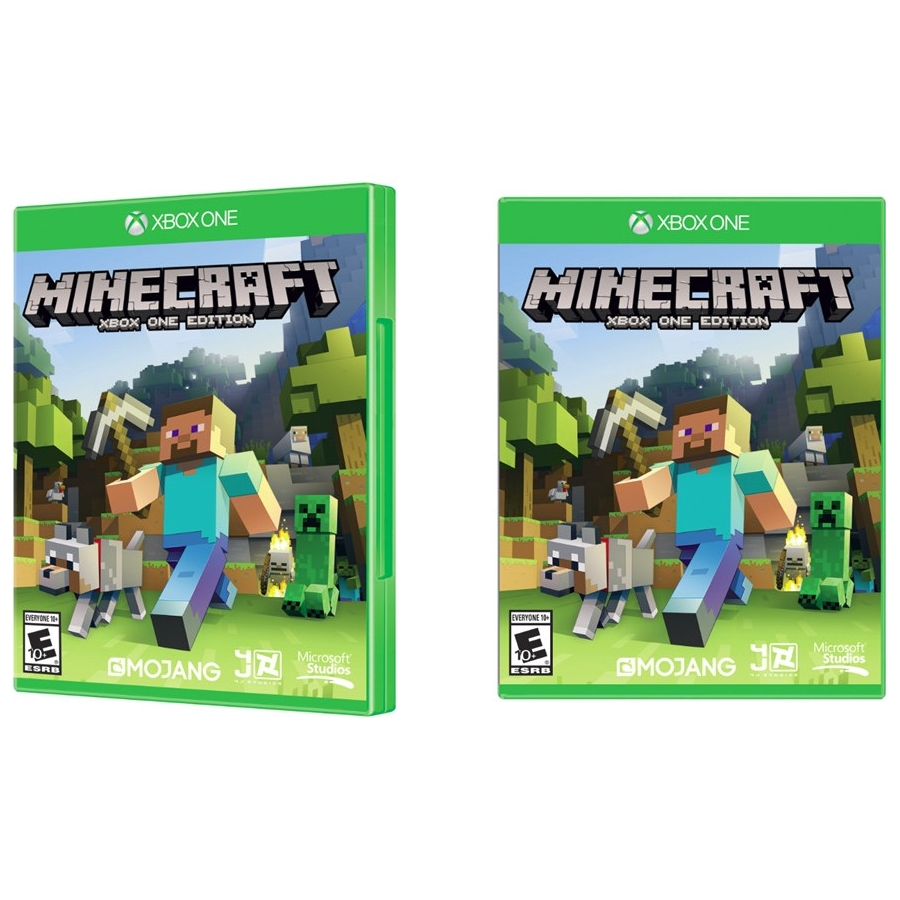 Microsoft Minecraft Xbox One Edition - Action/adventure Game - Blu-ray Disc