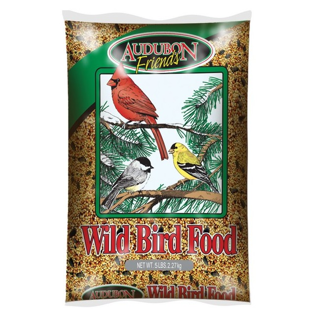 Audubon Park 5 Lb Wild Bird Food by Global Harvest