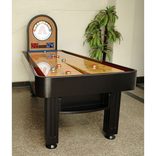 Snap-Back Shuffleboard Snap - Back Summit Shuffleboard Table