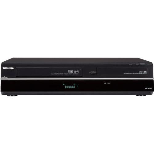 DVR670 DVD Recorder/VCR Combo