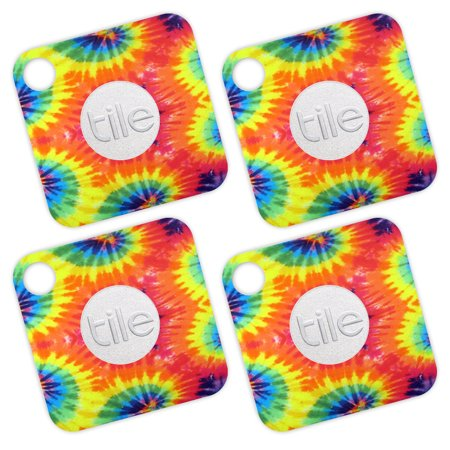 Skin Decal Wrap For Tile Mate Tie Dye 2 Walmart Com