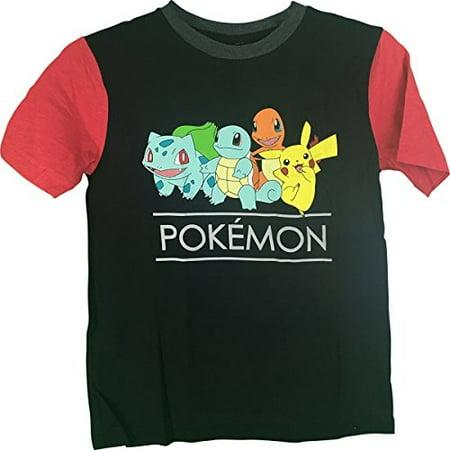 Pokemon Pikachu Charizard Youth T-Shirt XL 18