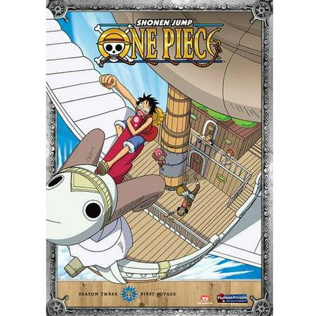 One Piece  Season 3   First Voyage