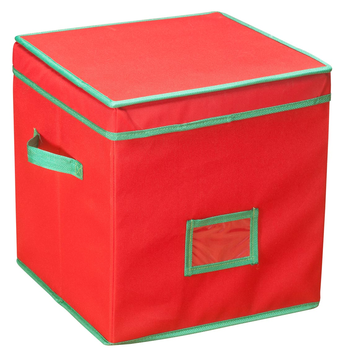 Miles Kimball   64-Cell Ornament Storage Box
