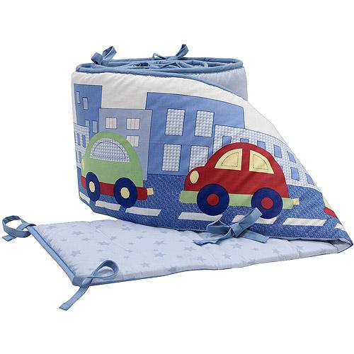 Bedtime Originals Travel Time Bumper