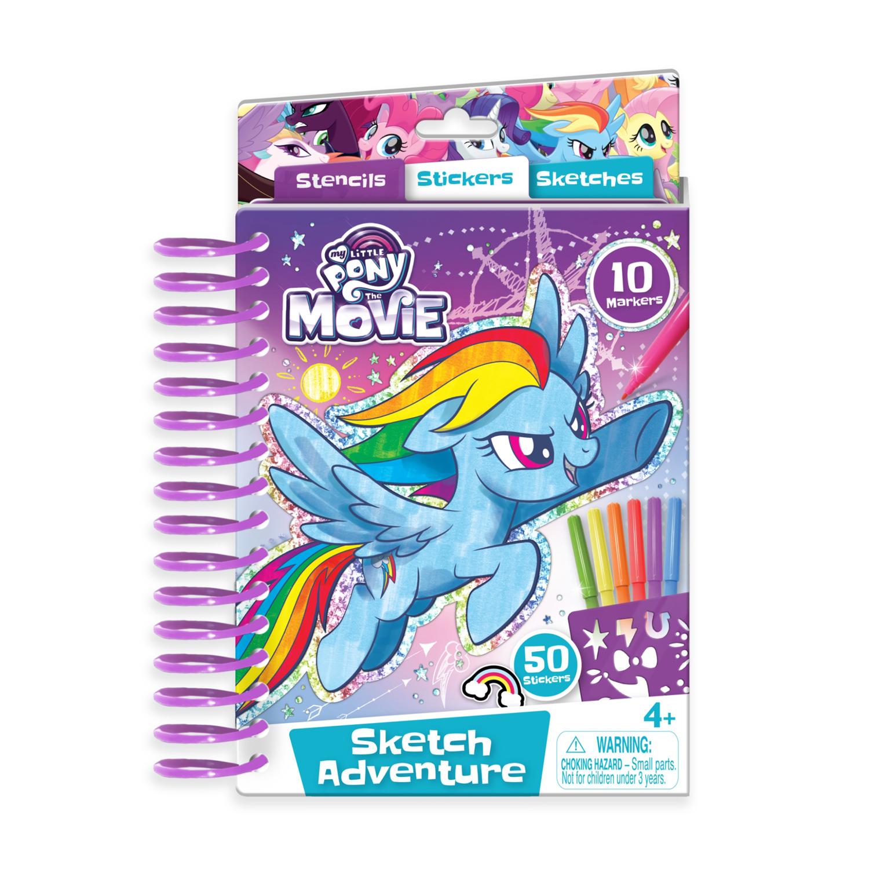 Canal Toys My Little Pony Mini Sketch Portfolio