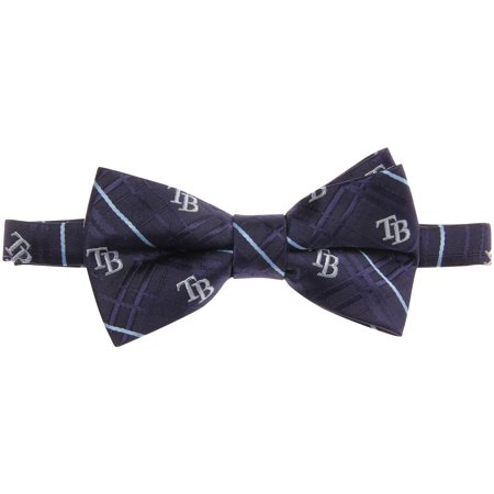 Tampa Bay Rays Oxford Bow Tie - Navy - No Size