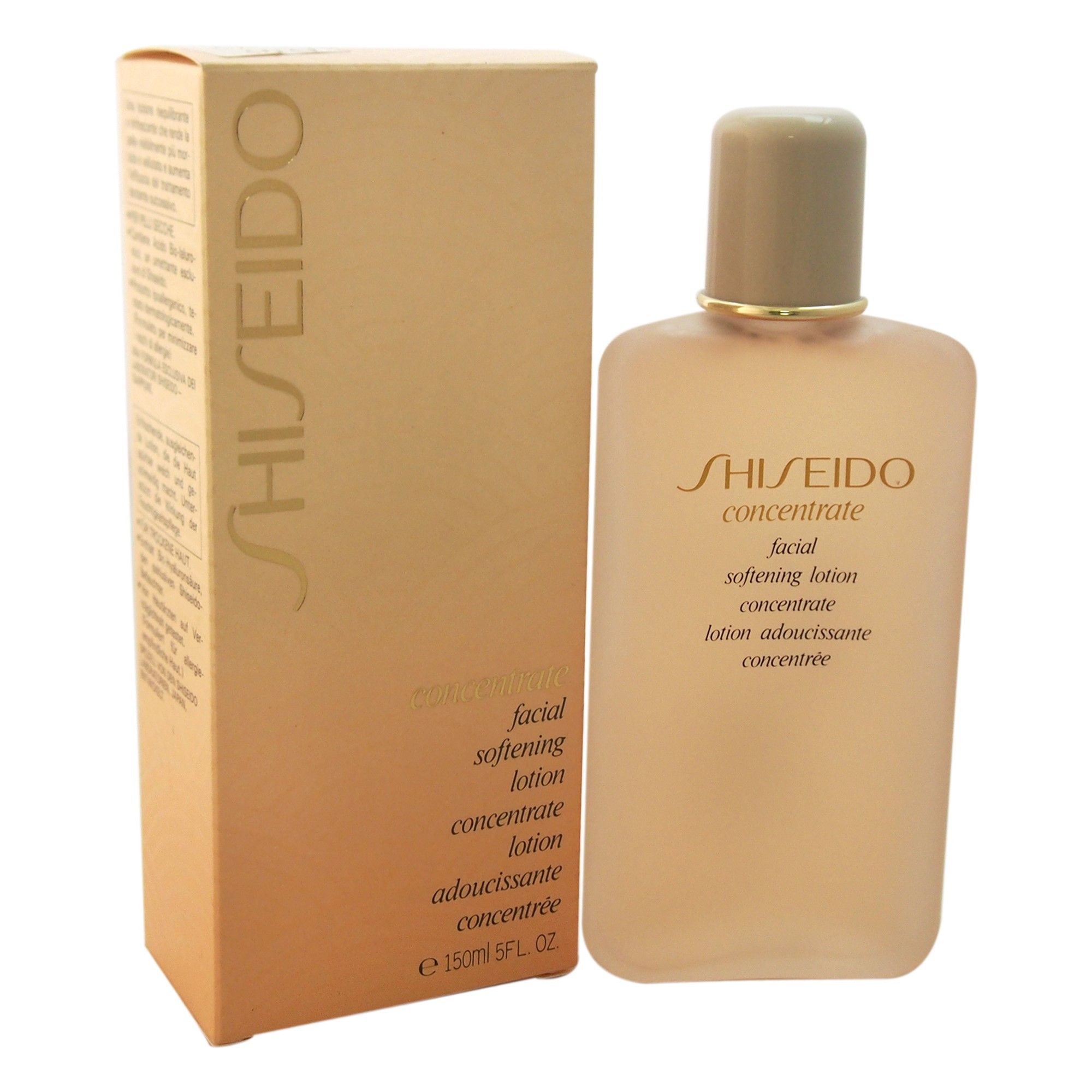 Shiseido Concentrate Facial Softening Lotion, 5 Oz