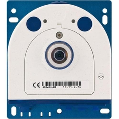MOBOTIX S15M FlexMount Hemispheric Network Camera w/ 5MP Day Sensor and 12mm Fisheye Lens MX-S15M-Sec-D12