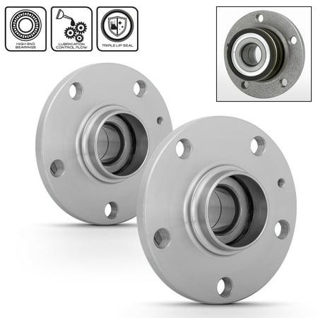 2x 512319 Front Wheel Hub Bearings For Audi TT VW CC Eos Jetta Passat Tiguan