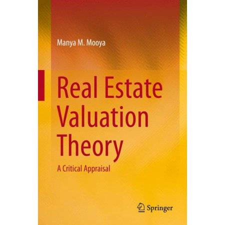 real estate appraisal a review of valuation Real estate appraisal process executive summary the real estate appraisal process is a process that affects nearly everyone who lives in a home authors studied why valuation estimates are likely to be biased estimates of market values due to clients' influence the studies were done on the.
