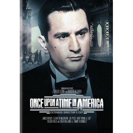 Once Upon A Time In America (DVD) (Once Upon A Time In America Awards)
