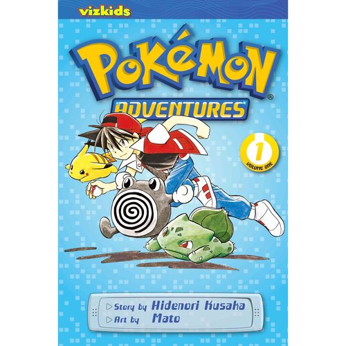 Pokemon Adventures 1