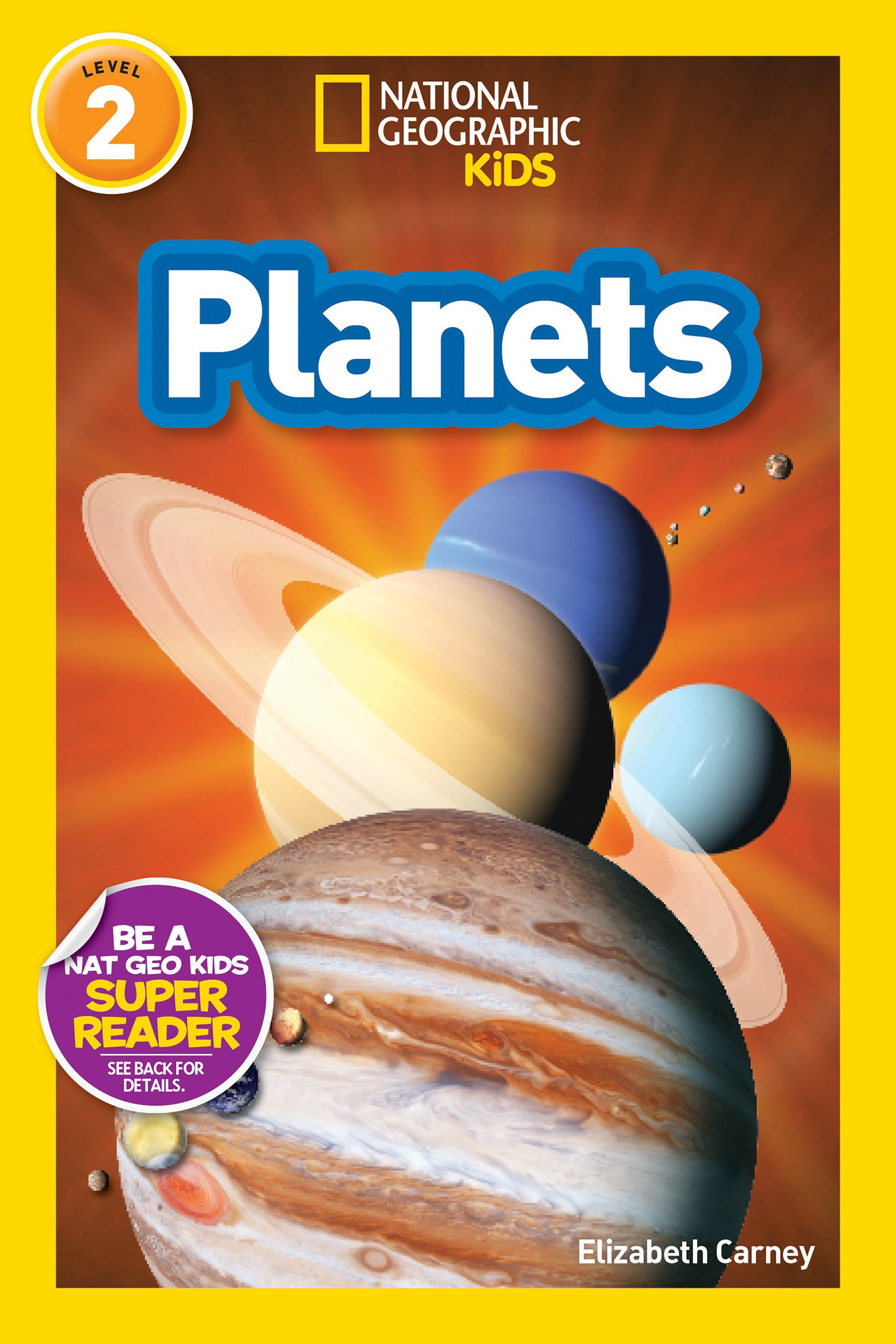 National Geographic Readers: Planets by Natl Geographic Childrens
