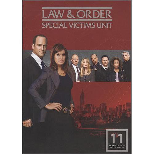 Law & Order: Special Victims Unit - The  Eleventh Year (Widescreen)
