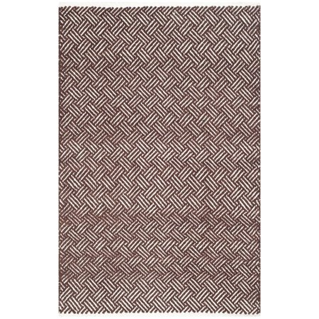 """Safavieh Boston 2'3"""" X 7' Hand Woven Cotton Pile Rug in Brown - image 7 of 7"""