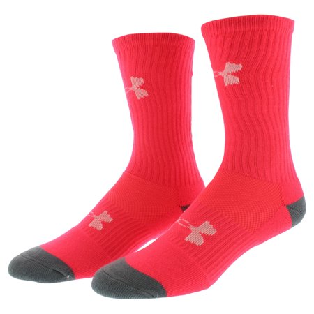 Under Armour - Under Armour Mens I Will Crew Socks Neon ...