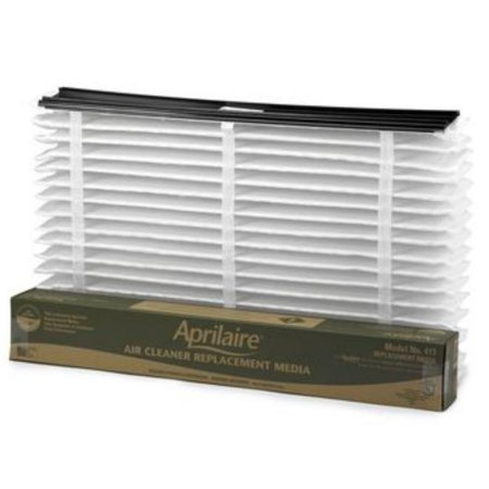 Aprilaire 413 Air Filters provide MERV 13 efficiency and fit the Aprilaire Model 4400, 3310 and 2410 Air Purifiers.
