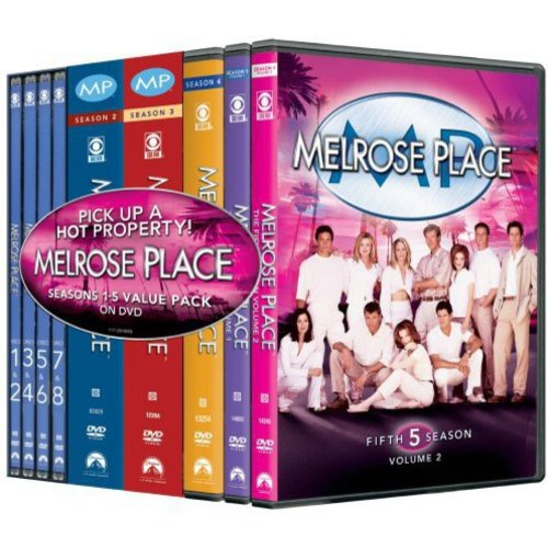 Melrose Place: Five Season Pack (Full Frame)