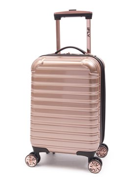 "iFLY Hardside Kids Fibertech Luggage 18"""