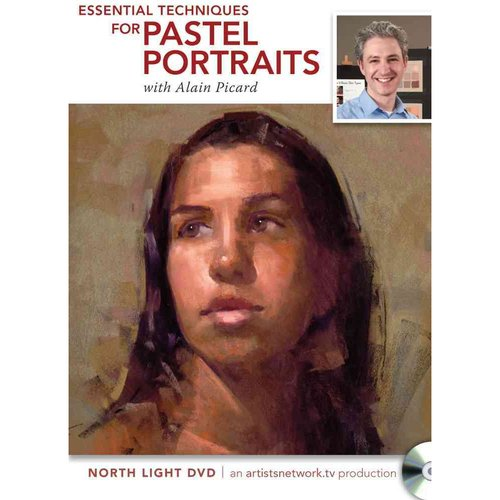 Pastel Techniques for Portrait Painting: A Visual Toolbox