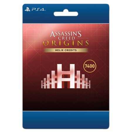 Assassin's Creed Odyssey Helix Credits XL Pack,Ubisoft, Playstation, [Digital