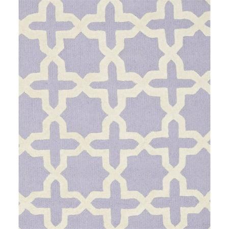 Safavieh Cambridge 6' Square Hand Tufted Wool Rug - image 1 de 1