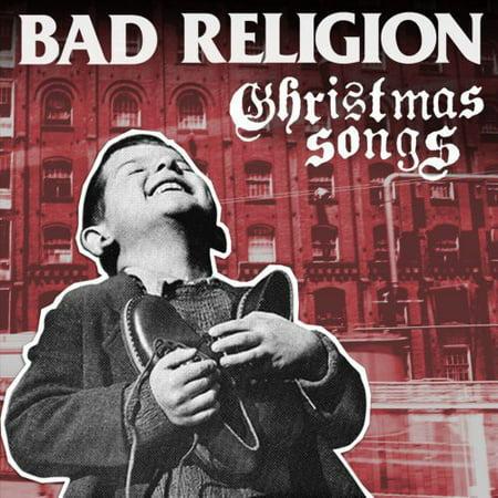 Bad Religion - Christmas Songs - Vinyl ()
